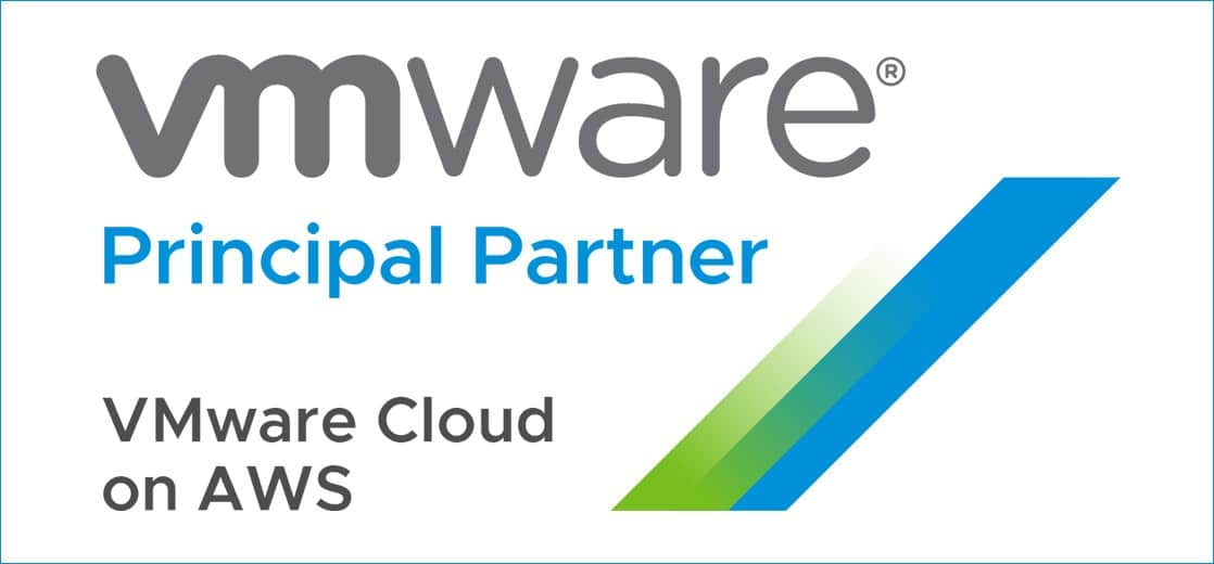 Principal Partner Badge - VMware Cloud on AWS