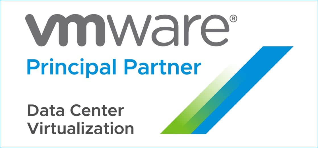 Principal Partner Badge - Data Center Virtualization