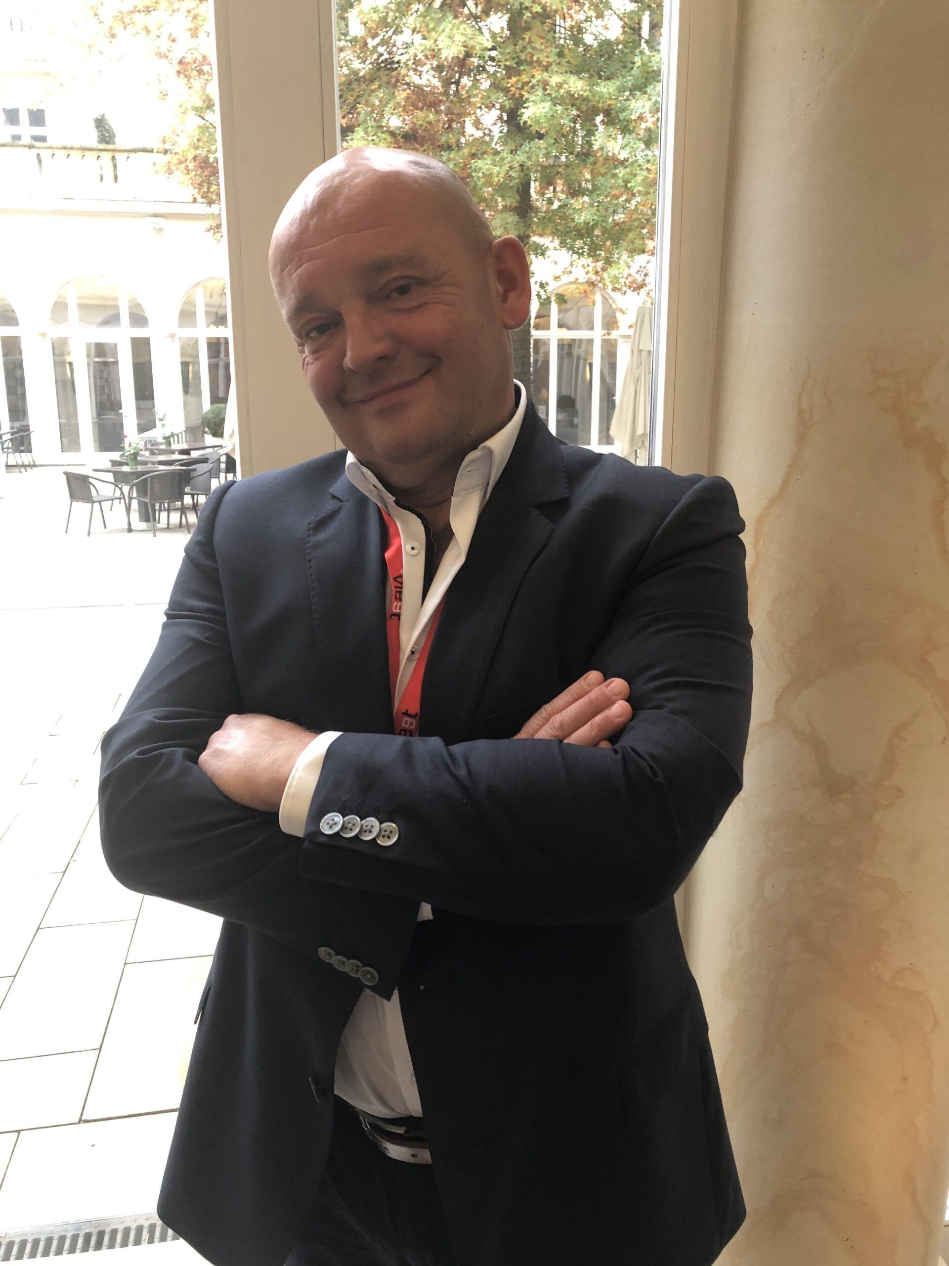 Geschäftsführer Michael Völk