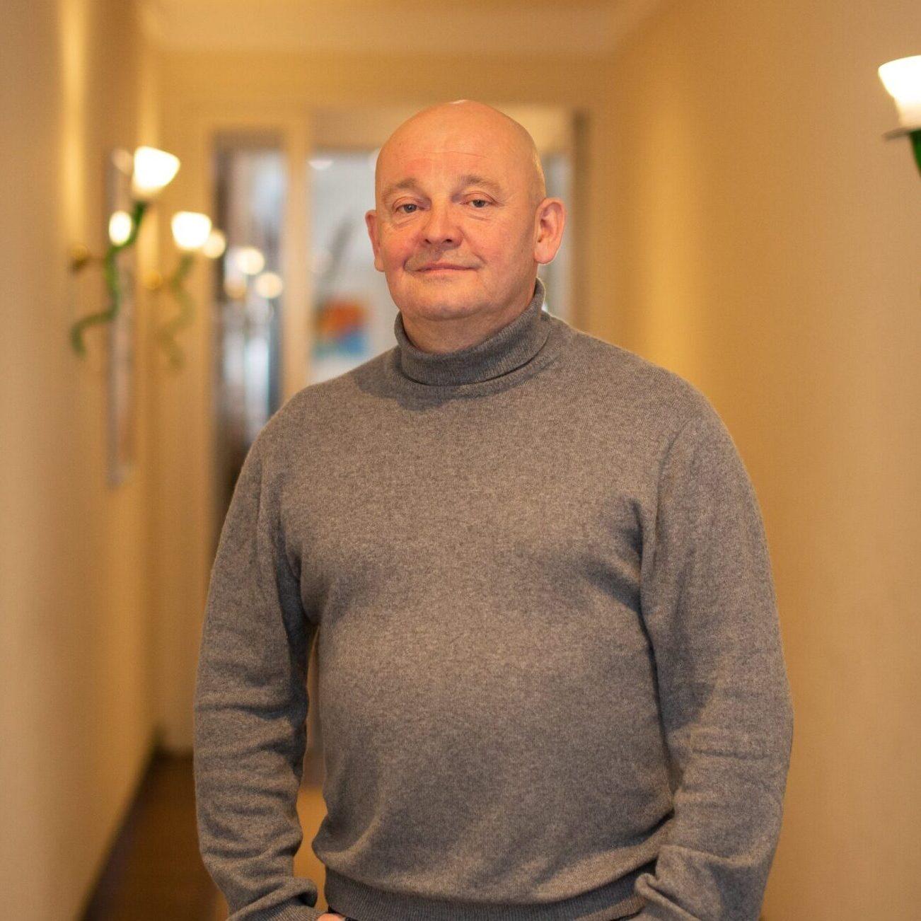 CEO Michael Völk